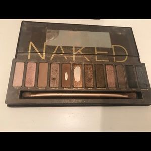 NAKED Urban Decay Eyeshadow Palette